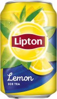 Lipton Lemon Ice Tea 6×0,33l Plech