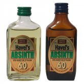 Aukce Havel's absinth 2×0,05l 60%