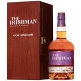 The Irishman Cask Strength 2020 0,7l 55,2% L.E. Dřevěný box