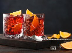 Recept na drink Negroni