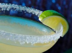 Recept na drink Margarita