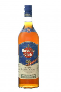 Havana Club Cuban Barrel Proof 1l 45%