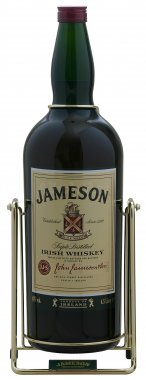 Jameson Gallon 4,5l 40% kolébka