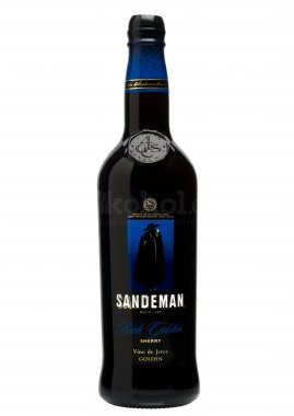 Sandeman Rich Golden Sherry 0,75l 15%