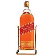 Johnnie Walker Red Label 4,5l kolébka 40%