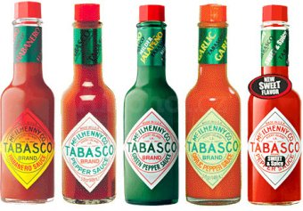 Tabasco Green Pepper Sauce