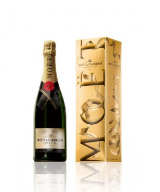 Moët & Chandon Impérial 0,75l - zlatý box