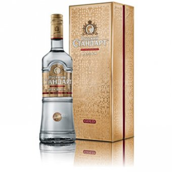 Russian Standard Gold vodka 0,7l 40% GB