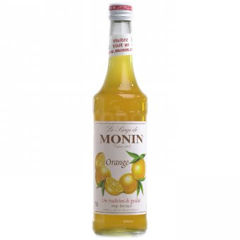 Monin Orange - Pomeranč 0,7l