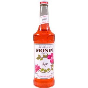 Monin Rose - Růže 0,7l