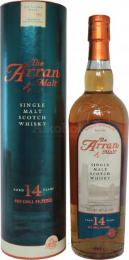 Arran 14y single malt whisky 0,7l 46%