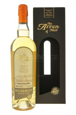 Arran Single Cask Bourbon 0,7l 56,6%