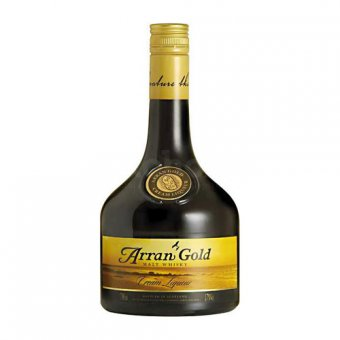 Arran Gold Malt Whisky Cream Liqueur 0,7l 17%
