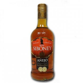 Ron Siboney Añejo 0,7l 37,5% 0,7l