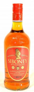 Ron Siboney Reserva 0,7l 37,5%