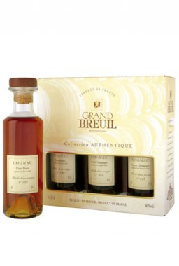 Grand Breuil Collection Authentique 4×0,2l 40%