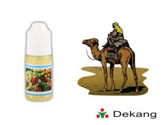 Liquid Dekang 10ml, 0mg, Desert ship