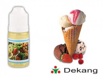Liquid Dekang 10ml, 0mg, Ice Cream