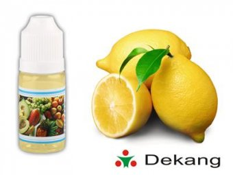 Liquid Dekang 10ml, 0mg, Lemon