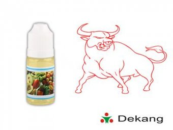 Liquid Dekang 10ml, 0mg, Energy cow
