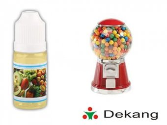 Liquid Dekang 10ml, 18mg, Bubble gum