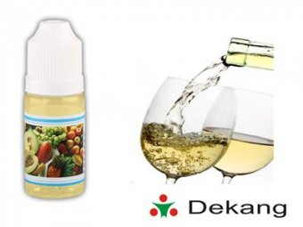 Liquid Dekang 10ml, 24mg, White wine