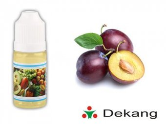 Liquid Dekang 10ml, 6mg, Plum - Švestka