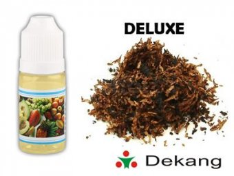 Liquid Dekang 10ml, 0mg, Tabák Deluxe