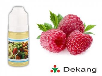 Liquid Dekang 10ml, 0mg, Raspberry - Malina