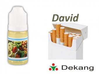 Liquid Dekang 10ml, 0mg, David