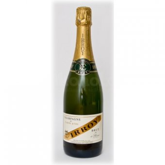 Champagne Irroy Brut 0,75l 12%