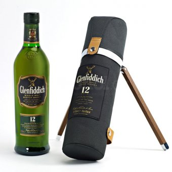 Glenfiddich 12y Trail Edition 0,7l 40%