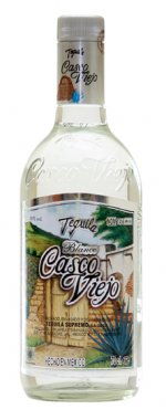 Casco Viejo Blanco 100% Blue Agave
