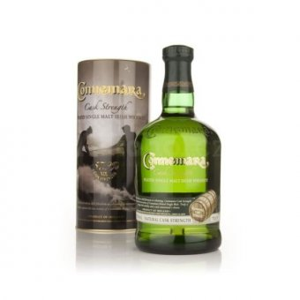 Connemara Peated Cask Strength 0,7l 57,9%