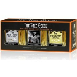 Wild Geese Collection Of Whiskeys 3x 0,05l 43% GB