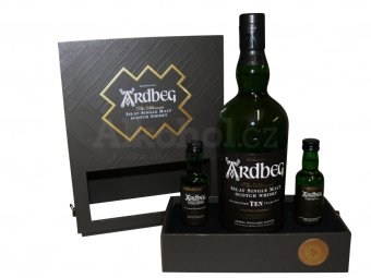 Ardbeg Exploration Pack 0,7l 46%