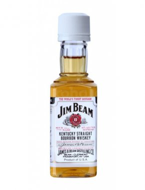 Jim Beam bourbon 0,05l 40%