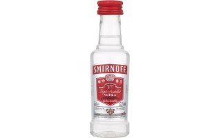 Smirnoff  Red vodka 0,05l 40%