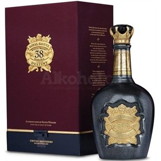 Chivas Regal Royal Salute 38y 0,7l 40%