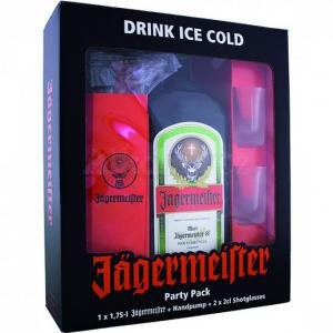 Jagermeister Party Pack 1,75l 35%