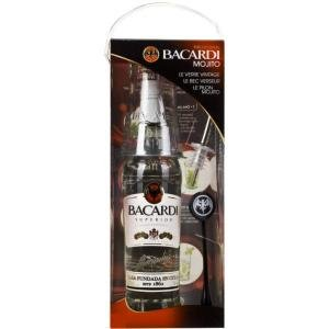 Bacardi L. Party pack 0,7l 37,5%