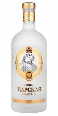 Carskaja Gold Vodka 1l 40%