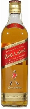 Johnnie Walker Red Label 1l 40%