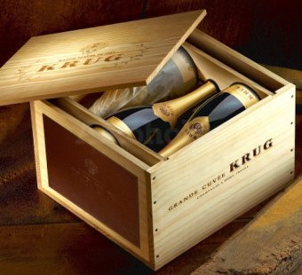 Krug Grande Cuvée Collection 6 x 0,75 l WB