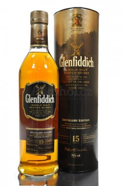Glenfiddich 15y Distillery Edition 1l 51%