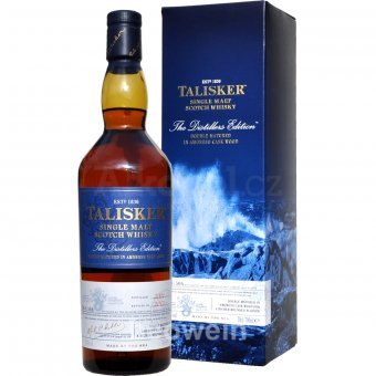 Talisker Distillers Edition 2014 0,7l 45.8%