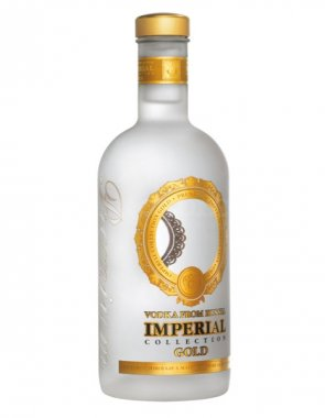 Imperial Collection Gold vodka 1l 40%