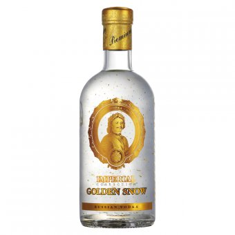 Imperial Golden Snow vodka 0,7l 40%