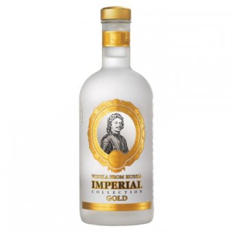 Imperial Collection Gold 0,7l 40%