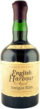 Rum English Harbour 5y 0,7l 40%